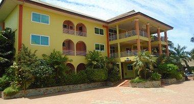 Kingstel Hotel Takoradi