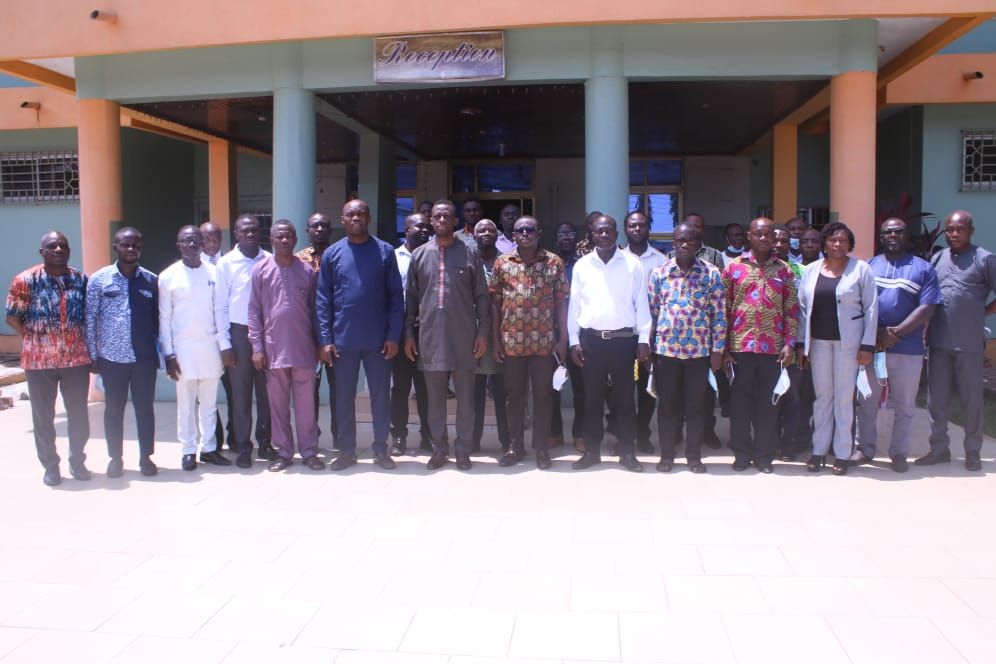 NALAG TRAINS UNIT COMMITTEE MEMBERS.